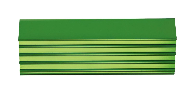 "CTSPLRA8417GTRIM - Green Trim Kit, PLATINUM™ 84"" 15 & 17 Drawer Cabinets"