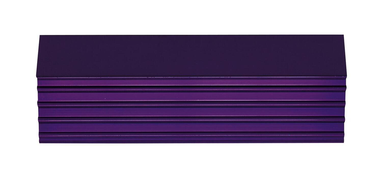 "CTSPLRA6710UTRIM - Purple Trim Kit, PLATINUM™ 67"" 9 & 10 Drawer Cabinets"