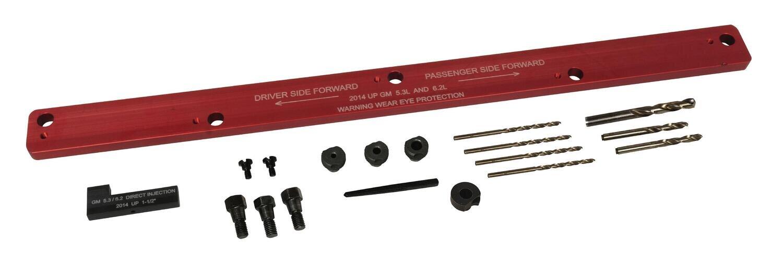 LS71650 - Manifold Drill Kit GM 5.3L/6.2L
