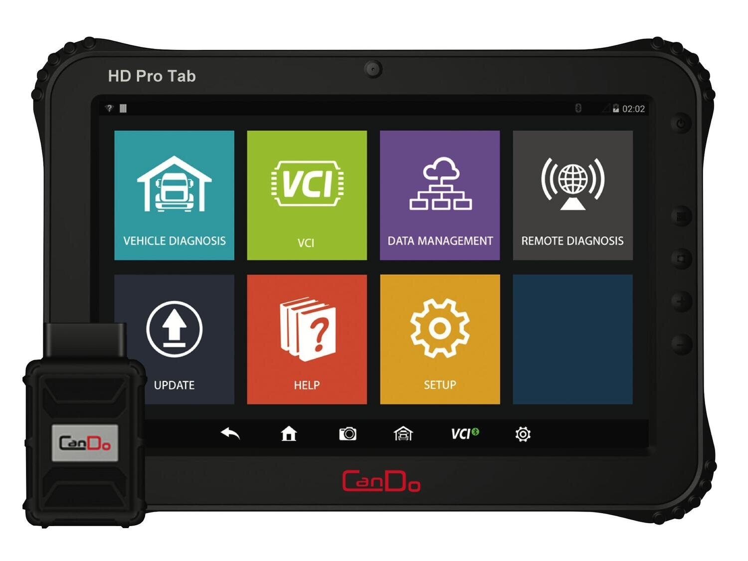 CANHDPROTAB - Android™ Heavy-Duty Tablet
