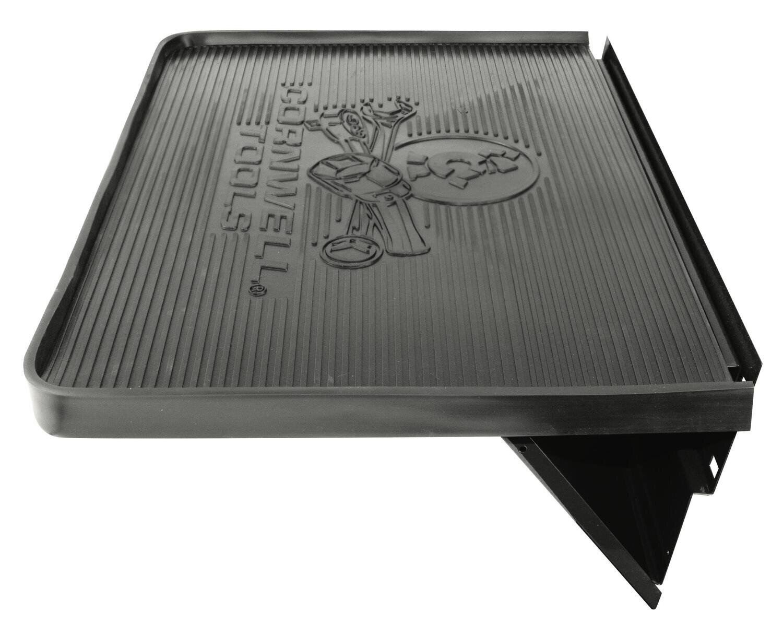 CTBSSKMK - Folding Side Shelf for CTB Carts