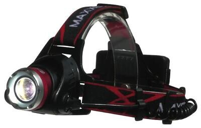 MXN00630 - WorkStar® Rechargeable Headlamp