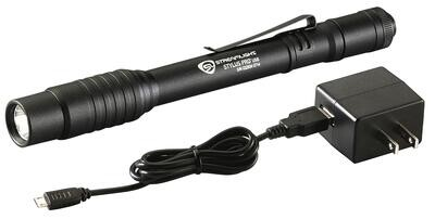 STL66133 - Stylus Pro® USB Penlight with Charger