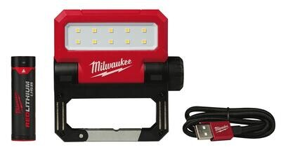 MWE211421 - USB Rechargeable ROVER™ Pivoting Flashlight