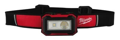 MWE2012R - Rechargeable Magnetic Headlamp and Task Light