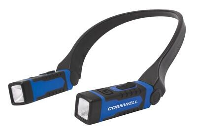 ECHF300 - Rechargeable Neck Light, Blue