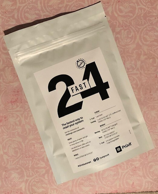 24 Hour Fast  **Currently Sold Out**