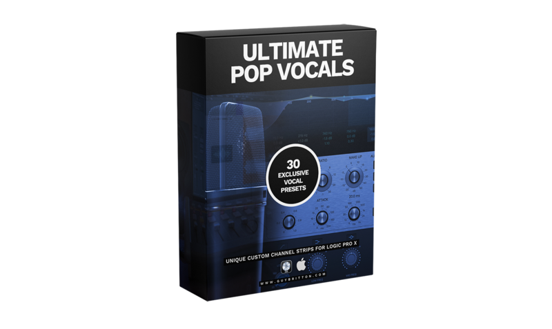 Ultimate Pop Vocals - Vocal Chains For Logic Pro X