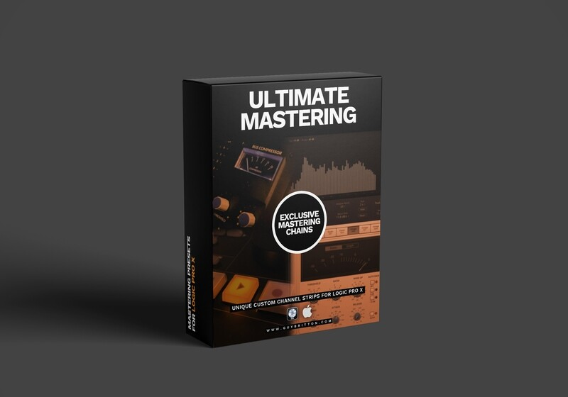 Ultimate Mastering - Mastering Chains for Logic Pro X