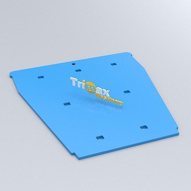 CJ815 Cheek Plate, Upper