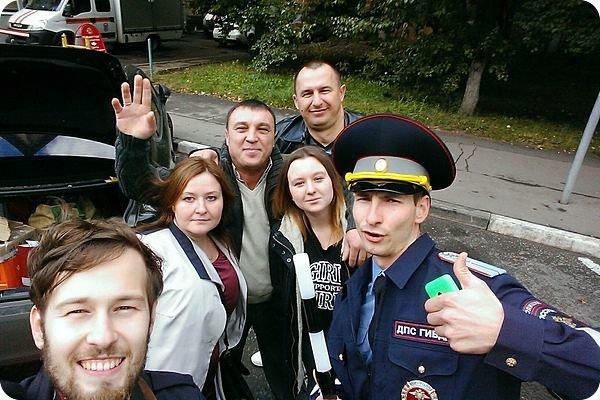 Розыгрыш с сотрудником ДПС / ГИБДД - ВАШИ ДОКУМЕНТЫ