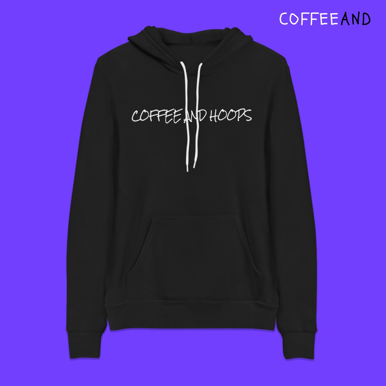 Coffee and Hoops Hoodie 🏀