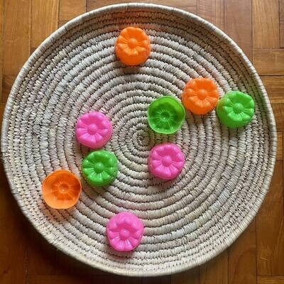 Mini Steamed Cake Mould FLOWER