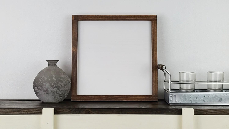 Framed Sign Blanks