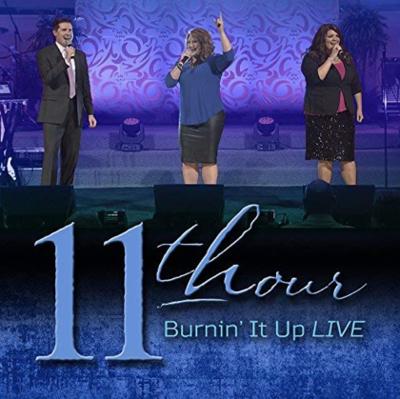 Burnin' It Up - LIVE - CD