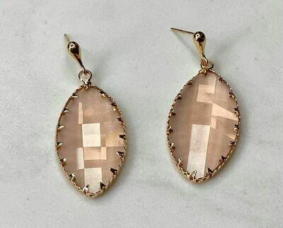 Marquis Dangle Earrings