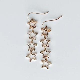 Star Dangle Earring