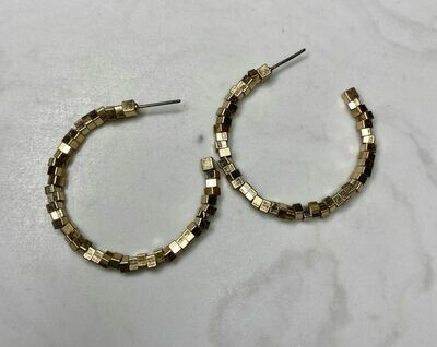 Chunky Statement Hoops