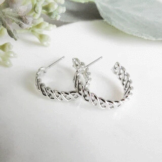 Twisted Up Hoops