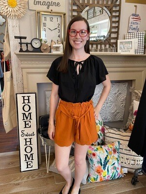 Terracotta Shorts