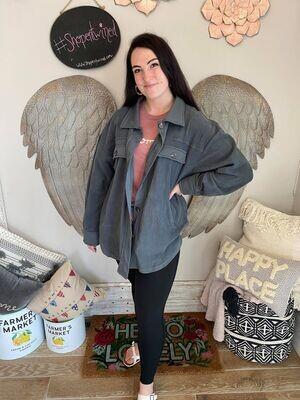 Slate Grey Jacket