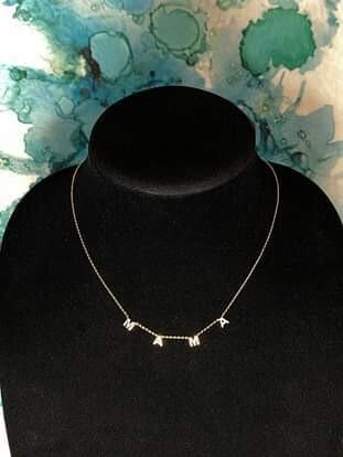 M A M A Necklace