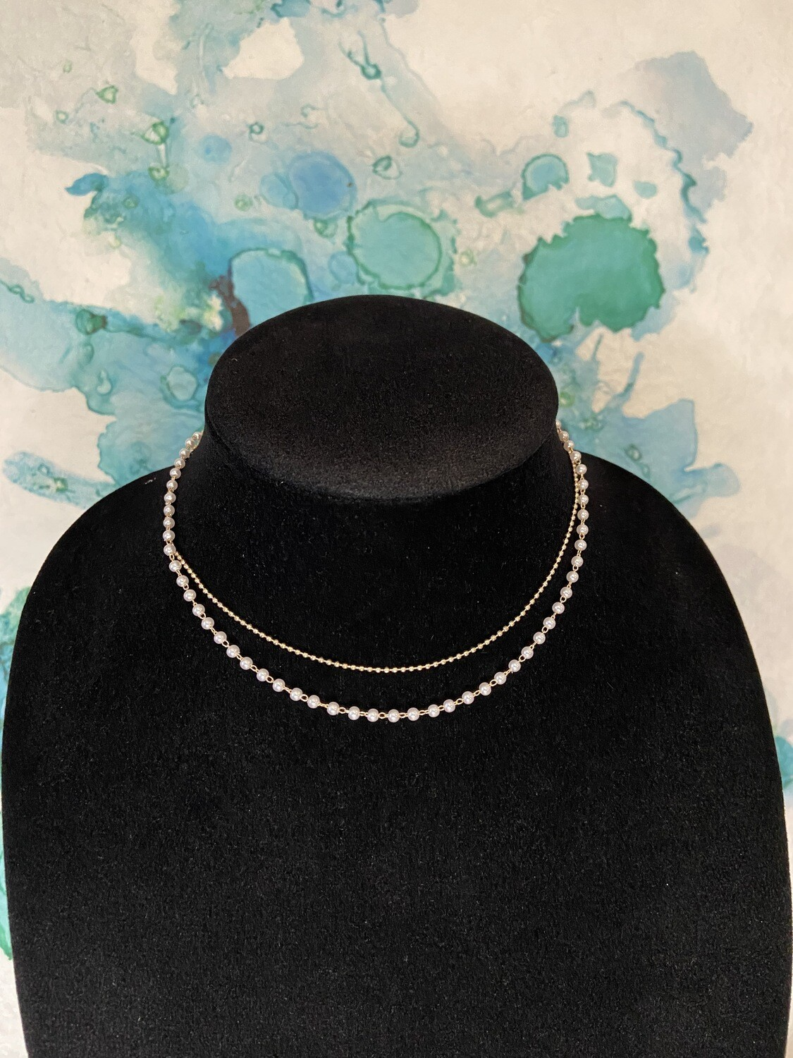 Small Layer Necklace