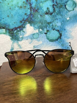 Arrow Rimmed Sunglasses