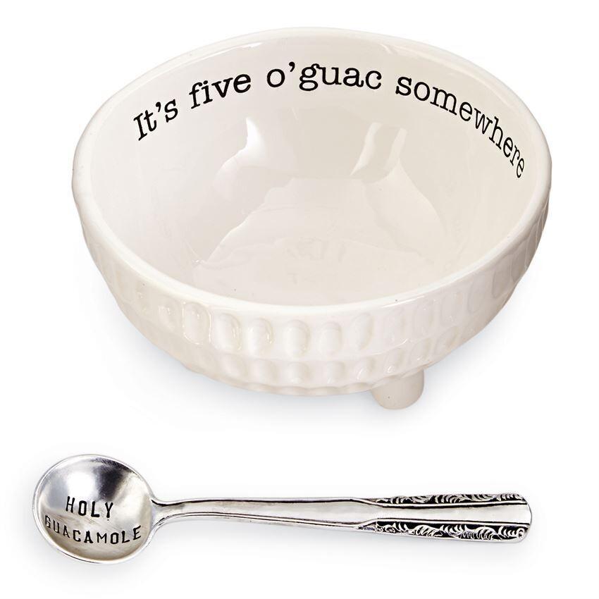 Guac Dip Set
