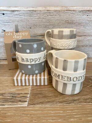 Home Boxed Mugs