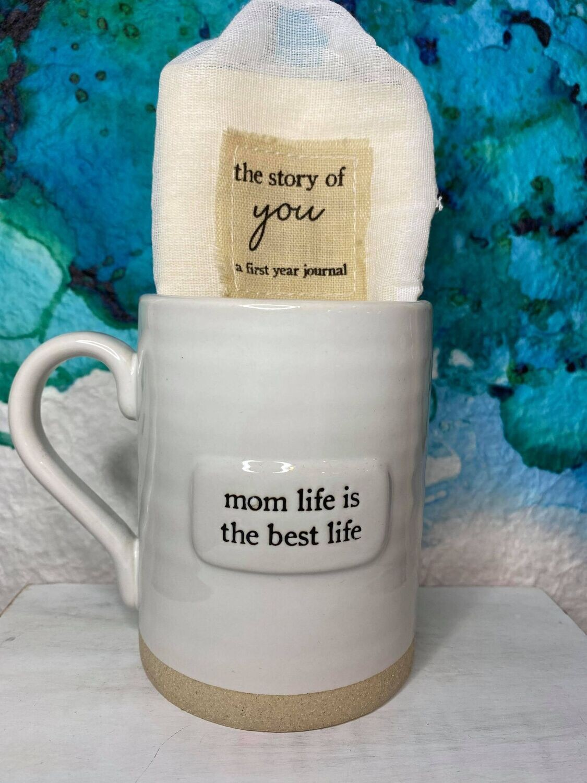 Parenthood Mugs with Journal