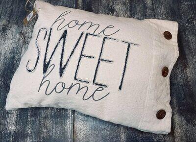 Small Button Pillows