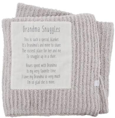 Grandma Snuggles Blanket