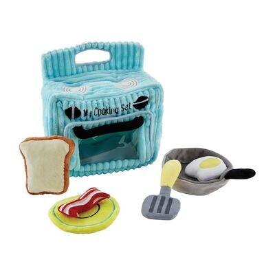 My Cooking Plush Set