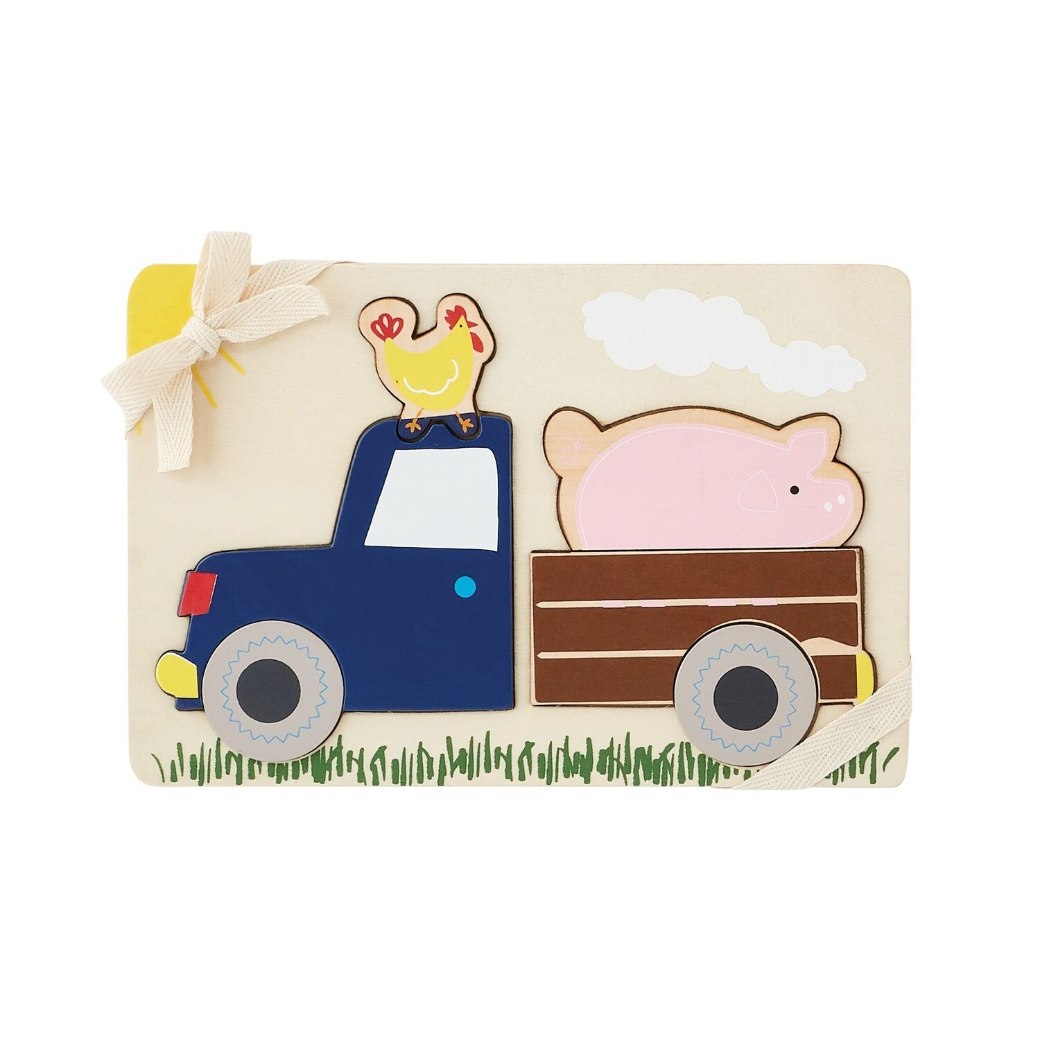 Pickup Truck Puzzle