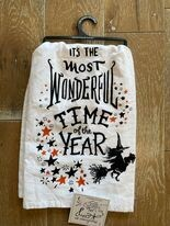 Most Wonderful Time Towel