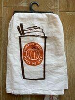 Pumpkin Spice Towel