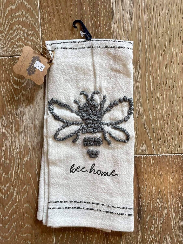 Bee Home Towel