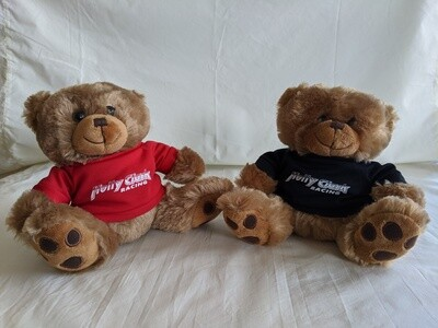 Holly Clark Racing Teddy Bears