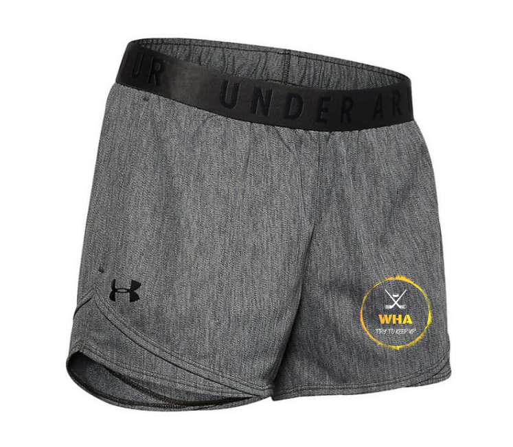 WHA Under Armour Play-up Twist Shorts 3.0