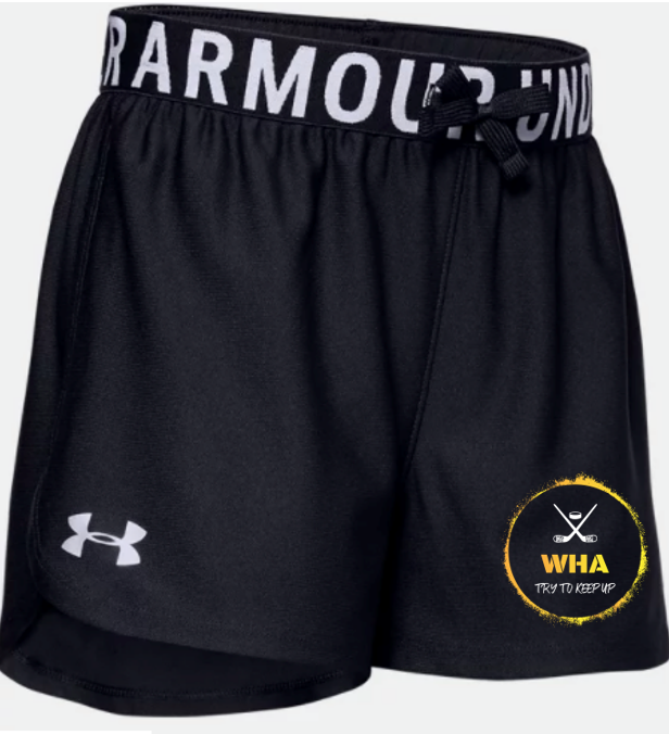 Youth Under Armour WHA Shorts