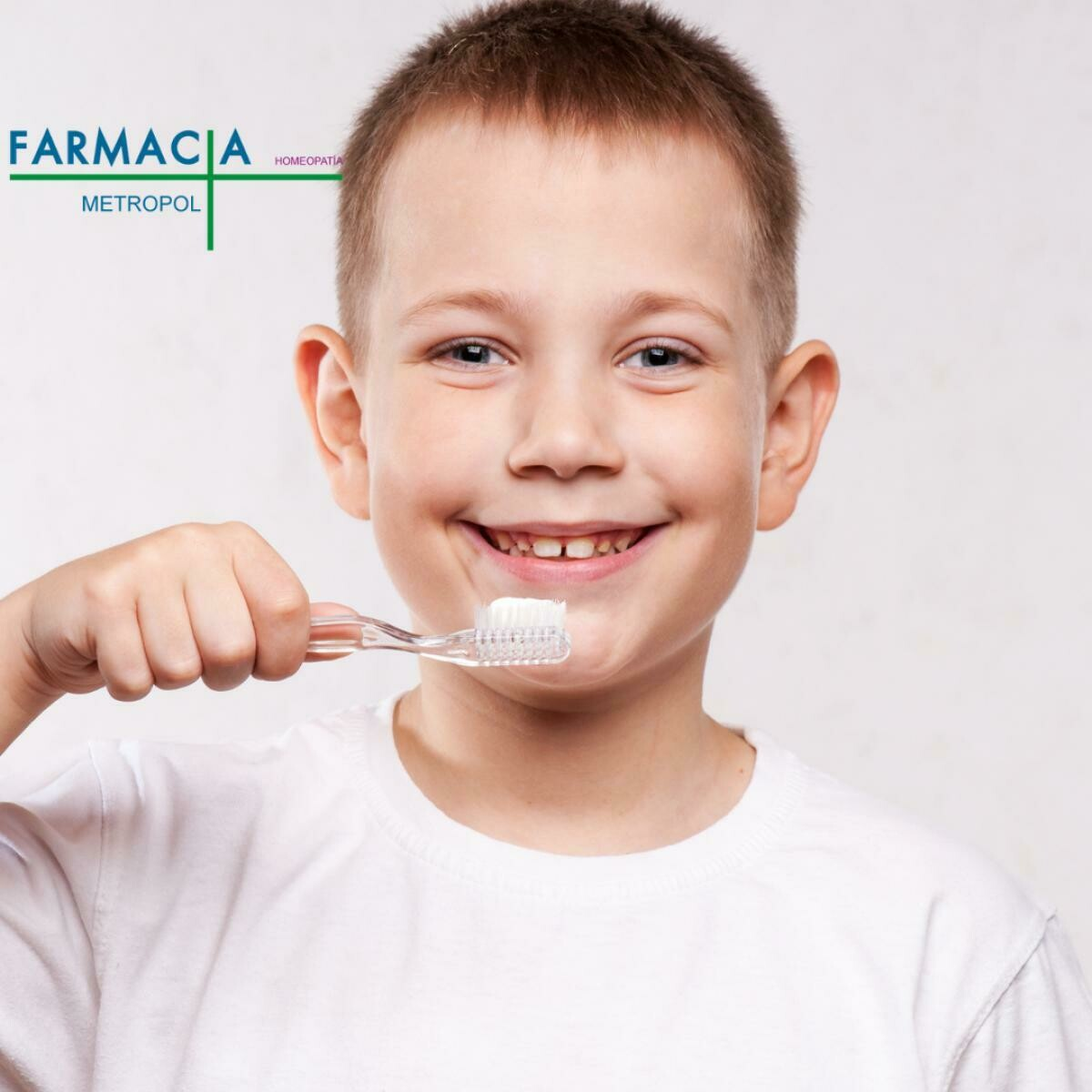 Cuidado bucal infantil