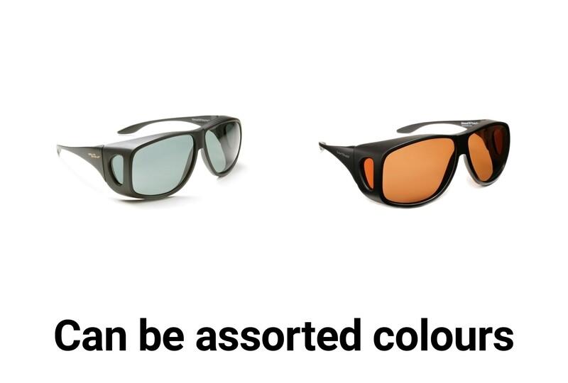 Solarshield Polarised Popular Sunwear Pack of 2