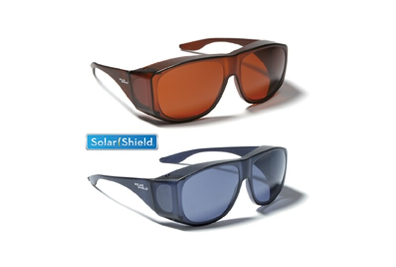 Solarshield Practical Sunwear Polycarbonate Lens. SINGLE PAIR purchase.