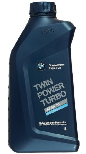 Моторное масло BMW TwinPower Turbo Longlife-04 5W-30 синтетическое 1 л