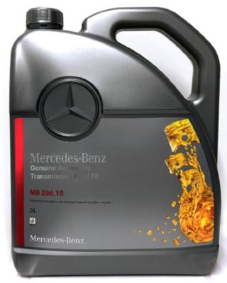 Трансмиссионное масло Mercedes-Benz MB 236.15 5 л