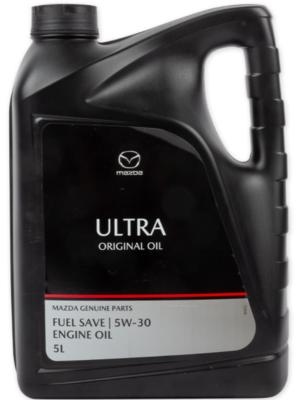 Моторное масло MAZDA ORIGINAL OIL ULTRA 5W-30 синтетическое 5 л