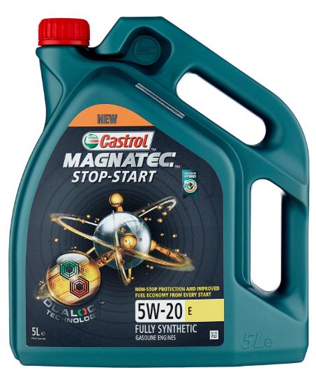 Масло моторное Castrol Magnatec Stop-Start E 5W-20 5 л