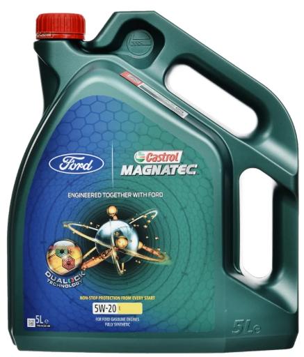 Масло моторное Castrol Magnatec Professional E 5W-20 синтетическое 5 л