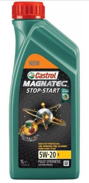 Масло моторное Castrol Magnatec Stop-Start E 5W-20 1 л
